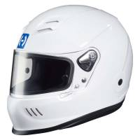 Safety Equipment - HJC Motorsports - HJC AR-10 III Helmet -White - Medium