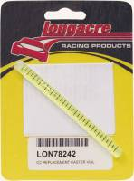 Caster/Camber Gauges and Components - Caster/Camber Gauge Bubble Vials - Longacre Racing Products - Longacre Replacement Caster Vial