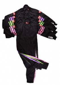 Racing Suits - Shop Single-Layer SFI-1 Suits - RaceQuip Pro-1 Youth Racing Suits - $99.95