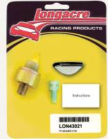 "Ignition & Electrical System - Longacre Racing Products - Longacre 4 psi Fuel Pressure 1/8"" NPT Sender"