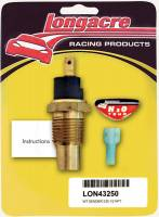 "Ignition & Electrical System - Longacre Racing Products - Longacre 230 Water Temp 1/2"" NPT Sender"