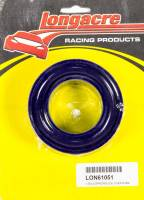 "Spring Accessories - Spring Rubbers - Longacre Racing Products - Longacre 1-1/4"" Large Spacing Coil-Over Spring Rubber - Blue (Hard)"