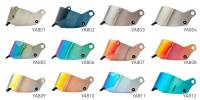 Helmet Shields and Parts - Stilo Shields & Accessories - Stilo - Stilo Visor Medium Blue Iridium ST5
