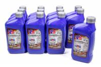 Oil, Fluids & Chemicals - VP Racing Fuels - VP Racing Hi-Performance Synthetic Blend Motor Oil - 10W40 - 1 Quart (Case of 12)