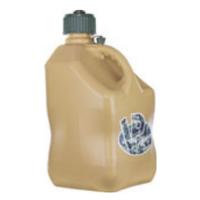 Tools & Pit Equipment - VP Racing Fuels - VP Racing Fuels Motorsports Utility Jug - Square - 5 Gallon - Tan (Case of 4)