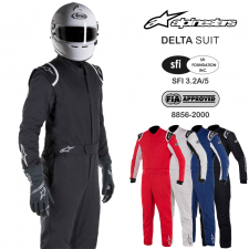 Alpinestars Delta Race Suits - Members Only