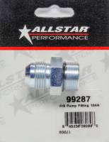 Power Steering Hose & Fittings - Power Steering Fittings - Allstar Performance - Allstar Performance P/S Pump Fitting 10AN