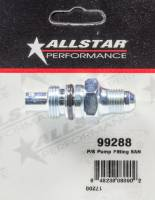 Power Steering Hose & Fittings - Power Steering Fittings - Allstar Performance - Allstar Performance P/S Pump Fitting 6AN