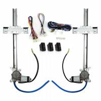Mobile Electronics - AutoLoc - AutoLoc Power Window Kit With Switches