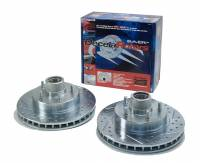 Brake Systems And Components - NEW - Disc Brake Rotors - NEW - Baer Disc Brakes - Baer Disc Brakes BAER Sport Rotors Front Pair