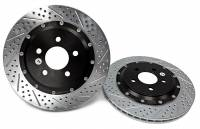 Brake Systems And Components - NEW - Disc Brake Rotors - NEW - Baer Disc Brakes - Baer Disc Brakes EradiSpeed+ Rear Rotors