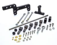 Throttle Linkage - Sprint Car Throttle Linkage Kits - Blower Drive Service - Blower Drive Service Dual Inline Carb Linkage Kit