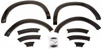 Recently Added Products - Bushwacker - Bushwacker 09-16 Dodge Ram 1500 OE Style Fender Flares 4pc.