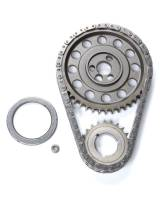 Timing Components - Timing Chains - Cloyes - Cloyes True Roller Timing Set - SBC Adjustable