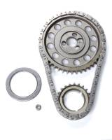 Recently Added Products - Cloyes - Cloyes True Roller Timing Set Billet SBC Rocket Block