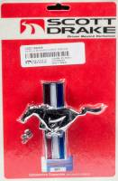 Drake Automotive Group - Drake Automotive Group 2005-12 Mustang Running Horse Grille Emblem