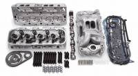 Engine Kits and Rotating Assemblies - Engine Top End Kits - Edelbrock - Edelbrock RPM Power Package Top End Kit - SBM
