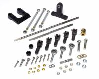 Throttle Linkage - Sprint Car Throttle Linkage Kits - Enderle - Enderle BBC Tunnel Ram Linkage - Profiler Std. T/R Intake