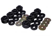 Energy Suspension - Energy Suspension 07-10 GM P/U 2500 Body Mount Bushings