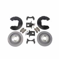 Brake System - Ford Racing - Ford Racing Mustang Rear Brake Kit 15-17