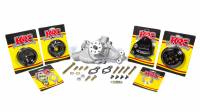 Recently Added Products - KRC Power Steering - KRC Power Steering Basic Crate Engine Kit Block Mount w/o pump
