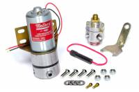 Air & Fuel System - Mallory Ignition - Mallory Ignition Electric Fuel Pump w/Reg