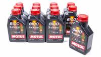 Recently Added Products - Motul - Motul 8100 5w30 X-Clean EFE Case 12x1 Liter