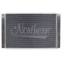Recently Added Products - Northern Radiator - Northern Radiator Custom Aluminum Radiator Kit 19 x 31 Three Row