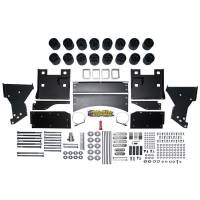 "Performance Accessories - Performance Accessories 15-   GM P/U 2500 Diesel 3"" Body Lift Kit"
