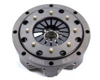"Recently Added Products - Quarter Master - Quarter Master 5.5"" V-Drive Clutch 3 Disc 1-5/32"" x 26 Spl"