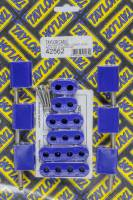 Recently Added Products - Taylor Cable Products - Taylor Cable Products 7-8mm Vertical Wire Loom Kit Blue