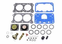 Willy's Carburetors - Willy's Carburetors Rebuild Kit Gasoline 2bbl 350-500 CFM