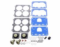 Air & Fuel System - Willy's Carburetors - Willy's Carburetors Rebuild Kit Alcohol 4bbl 750-850 CFM