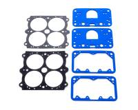 Willy's Carburetors - Willy's Carburetors Gasket Kit 4bbl 750-850 CFM
