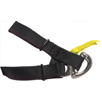 Head & Neck Restraints - Simpson Hybrid Components and Accessories - Simpson Performance Products - Simpson Hybrid Sport Quick Release Tether (Single)