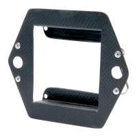 Gauges & Gauge Panels - Gauge Mounts & Brackets - Ti22 Performance - Ti22 TelTach Mount Carbon