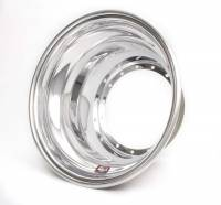 """Wheel Parts and Accessories - Wheel Halves - Weld Racing - Weld Racing Outer Wheel Shell 15 x 7.25"""" Aluminum Polished - Each"""