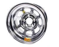 "Aero Wheels - Aero 51-Series Spun Formed Wheel - Chrome - 15"" x 10"" - 4.5"" Backspace - 5 x 5"" Bolt Pattern"
