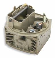 Carburetor Service Parts - Main Bodies - Holley Performance Products - Holley Replacement Main Body for 0-4777C