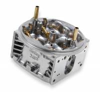 Carburetors and Components - Carburetor Main Bodies - Holley Performance Products - Holley Ultra XP Replacement Main Body 650 CFM Shiny