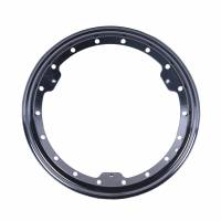 Wheels and Tire Accessories - Bassett Racing Wheels - Basset Beadlock Ring - Black Powder Coat