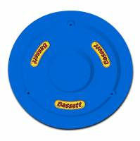 Bassett Racing Wheels - Basset Plastic Mud Cover - Blue