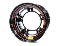 """Bassett Wide 5 Wheels - Bassett 15"""" x 10"""" Wide 5 Wheels - Bassett Racing Wheels - Bassett Ultra Light Wide 5 Wheel - 15"""" x 10"""" - Black- 4"""" Backspace - Wide 5"""