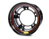 "Bassett Wide 5 Wheels - Bassett 15"" x 10"" Wide 5 Wheels - Bassett Racing Wheels - Bassett Ultra Light Wide 5 Wheel - 15"" x 10"" - Silver Powder Coat - 5"" Backspace - Wide 5"