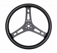 "Steering Components - Joes Racing Products - Joes Matador Steering Wheel 15"" - Black"