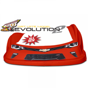 Dirt Late Model Noses and Fenders - MD3 Nose & Fender Combo Kits - Evolution 2 Dirt Late Model Combo Kits