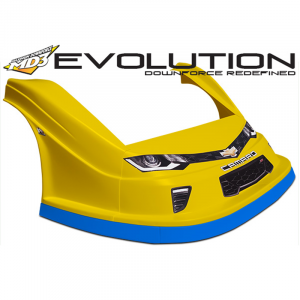 Dirt Late Model Noses and Fenders - MD3 Nose & Fender Combo Kits - Evolution Dirt Late Model Combo Kits