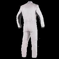 Alpinestars Delta Race Suit - Silver / Black3355617-119 (Back)
