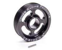 "Crankshaft Pulleys - V-Belt Crankshaft Pulleys - Jones Racing Products - Jones Racing Products V-Belt Pulley 4"""