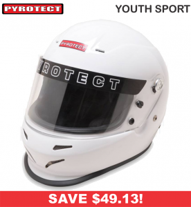 Helmets - Youth Helmets - Pyrotect Youth Sport Helmets - $299